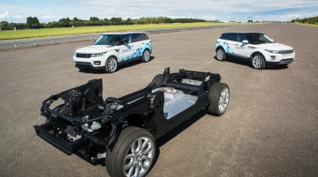 JLR reveals new electric drive module technology - IAB Report