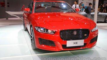 Jaguar XE, Jaguar F-Pace, 2015 Jaguar XF to attend Auto Expo 2016 - Report