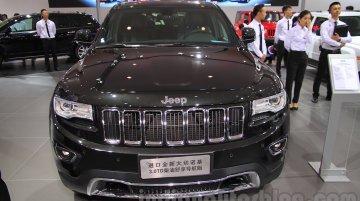 Limited-edition Jeep Grand Cherokee – 2015 Chengdu Motor Show