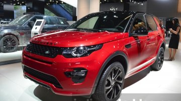 Land Rover Discovery Sport HSE Dynamic Lux - 2015 Frankfurt Motor Show Live