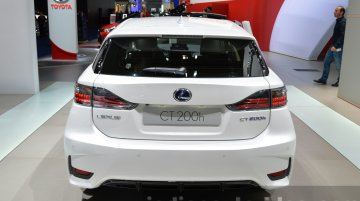 Lexus CT 2017 to be based on TNGA platform - Report