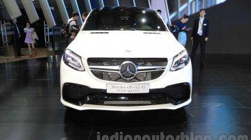 Mercedes-AMG GLE 63 Coupe – 2015 Chengdu Motor Show