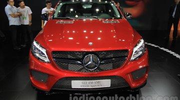 Mercedes-Benz GLE 450 AMG Coupe – 2015 Chengdu Motor Show Live