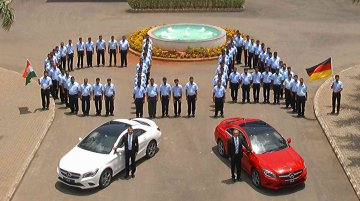 Mercedes India commences local assembly of CLA, GLA Petrol – IAB Report