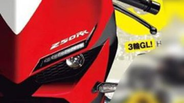 Honda CBR250RR rendering emerges before its reported Tokyo Motor Show debut - Report