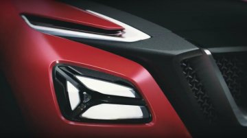 Nissan drops teaser of a new crossover concept [Update - Gripz Concept teased]
