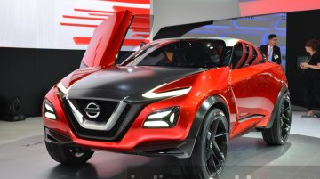 Nissan Gripz Concept - 2015 Frankfurt Motor Show Live