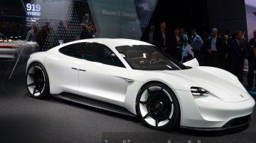 Porsche Mission E's India launch confirmed - Report