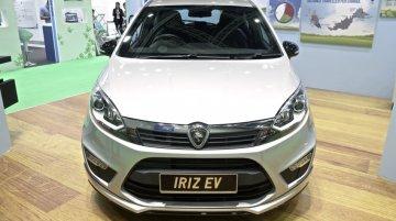 Proton Iriz EV with 300km range showcased in Malaysia - Report