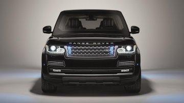 VR8-spec Range Rover Sentinel armored SUV unveiled - IAB Report