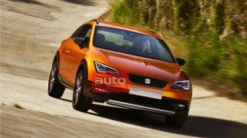 Seat Leon Cross Sport leaks ahead of Frankfurt debut - Report