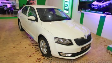 Skoda Octavia launched - 2015 Nepal Auto Show Live