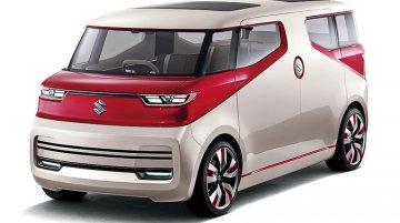 Suzuki Air Triser compact minivan announced for Tokyo Motor Show - IAB Report