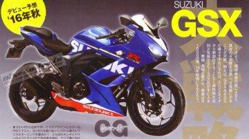 Clearer rendering of Suzuki Gixxer 250 (GSX-250R) surfaces - Report