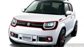Suzuki Ignis Trail concept to be shown at Tokyo Motor Show - IAB Report