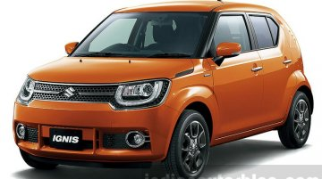 Suzuki Ignis compact crossover revealed ahead of Tokyo premiere - IAB Report