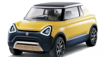 Suzuki Mighty Deck Concept announced for Tokyo Motor Show - IAB Report