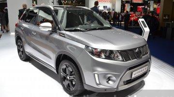 Suzuki Vitara S Grade with 1.4L Boosterjet – 2015 Frankfurt Motor Show Live