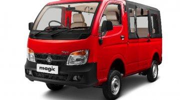 Tata Motors sells three lakh units of the Tata Magic - IAB Report