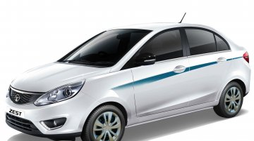 Tata Zest anniversary edition launched at INR 5.89 lakh [Update]