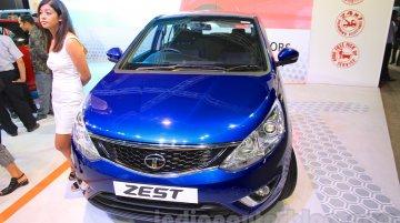 Tata Bolt, Tata Zest - 2015 Nepal Auto Show Live