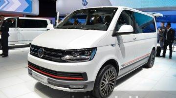 VW Multivan Panamericana Edition - Frankfurt Motor Show 2015 Live