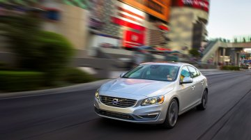 Next gen Volvo S60 to be produced and exported globally from the USA - IAB Report
