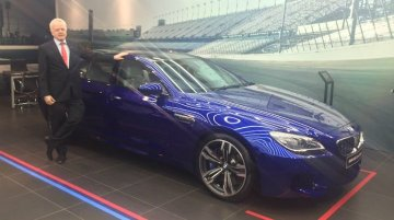 2015 BMW M6 GranCoupe launched at INR 1.71 crore, first BMW M Studio inaugurated - IAB Report