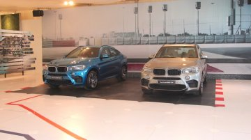 2015 BMW X6 M, BMW X5 M launched in India - IAB Report [Updated]
