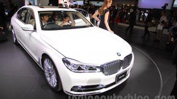 India-bound 2016 BMW 7 Series, 2016 BMW X1 - 2015 Tokyo Live