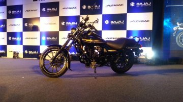 Bajaj Avenger 150 Street launched at INR 75,000 - IAB Report
