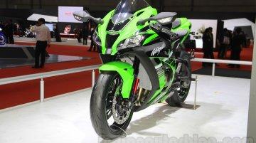 India-bound 2016 Kawasaki Ninja ZX-10R - 2015 Tokyo Live