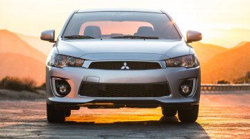 2016 Mitsubishi Lancer (facelift) unveiled - Video