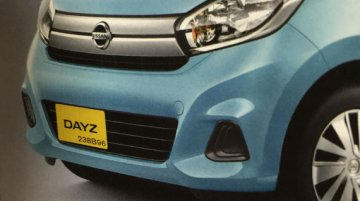 2016 Nissan Dayz, Nissan Dayz Highway Star (facelift) brochure leaked - Report