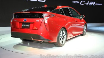 2016 Toyota Prius to launch in India next year - Report