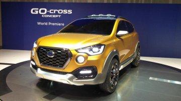 Datsun GO-Cross Concept unveiled - IAB Report