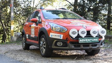 Fiat Abarth Avventura makes its debut at Raid De Himalaya - Report