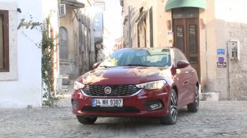 Fiat Egea (Fiat Tipo) exterior and interior walkaround - Video