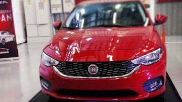 Fiat Egea (Fiat Aegea) specifications revealed - Report