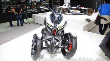 Honda Neowing concept, 2016 Honda Africa Twin - 2015 Tokyo Live