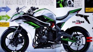 Kawasaki Ninja R2, Kawasaki Ninja S2 speculated with H2-inspired supercharged engines - Rendering