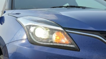 10 clever features - Curve Guidance on Verna to UV resistant glass on Baleno