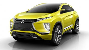 Mitsubishi eX SUV concept to debut at 2015 Tokyo Motor Show - IAB Report