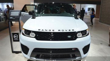 Range Rover Sport SVR on sale in India for INR 2.03 crores - IAB Report