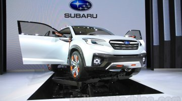 Subaru Viziv Future Concept - 2015 Tokyo Live