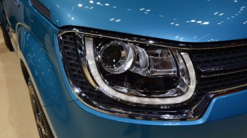 India-bound Suzuki Ignis - Video