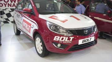 Tata Bolt Rally, Tata Zest Executive and kitted-up GenX Nano showcased - In Images
