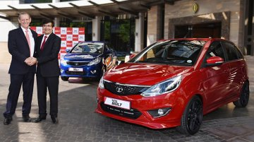India-made Tata Bolt, Tata Bolt sedan launched in South Africa - IAB Report