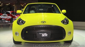 Toyota S-FR concept – 2015 Tokyo Live
