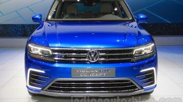 India-bound 2016 VW Tiguan and Tiguan GTE Concept – 2015 Tokyo Live